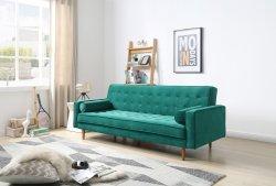Sofa Marcella Green Velvet Fabric