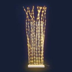 Jingle Jollys 1.5M LED Christmas Tree Forest Light Branch Xmas Lights Warm White