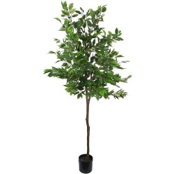 Artificial Potted Ficus Tree 160cm