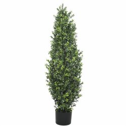 Artificial Potted Topiary Tree 120cm UV Resistant
