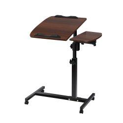 Adjustable Computer Stand - Walnut