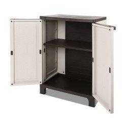 Giantz Outdoor Half Size Adjustable Cupboard