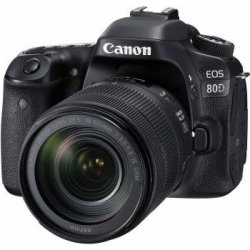 دوربین دیجیتال کانن مدل Eos 80D EF S به همراه لنز 18-135 میلی متر f3.5-5.6 IS USM