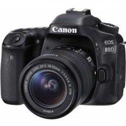 دوربین دیجیتال کانن مدل Eos 80D به همراه لنز EF-S 18-55mm f3.5-5.6 IS STM