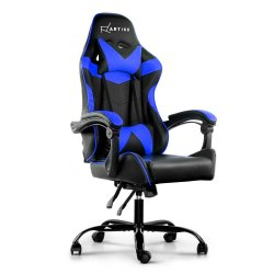 Artiss Gaming Office Chairs Computer Seating Racing Recliner Racer Black Blue