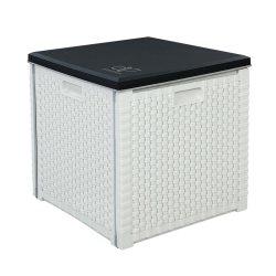 Gardeon Outdoor Storage Box Seat Bench Deck Organiser 106L