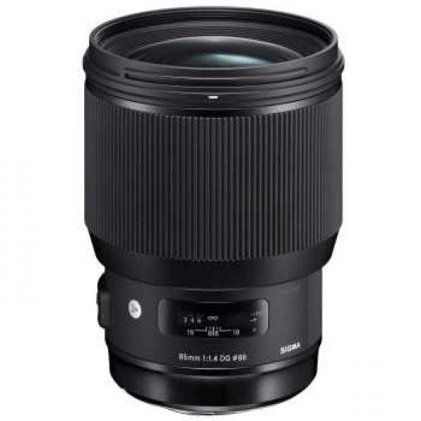 لنز سیگما مدل 85mm f1.4 DG HSM Art for Canon Cameras Lens