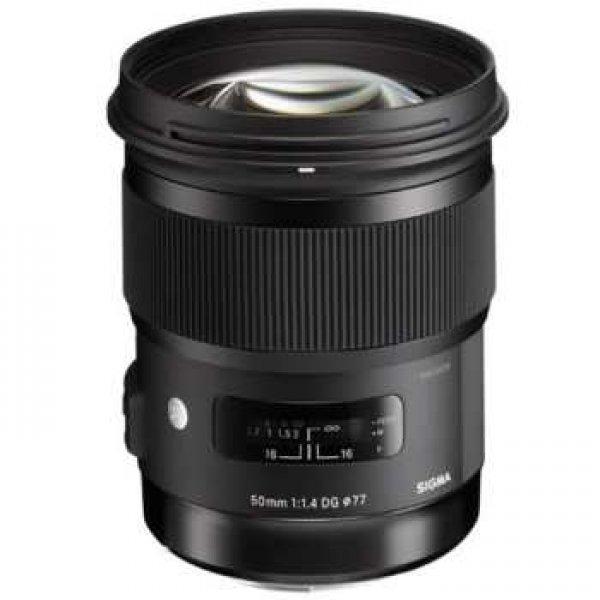 لنز سیگما 50mm f1.4 DG HSM Art