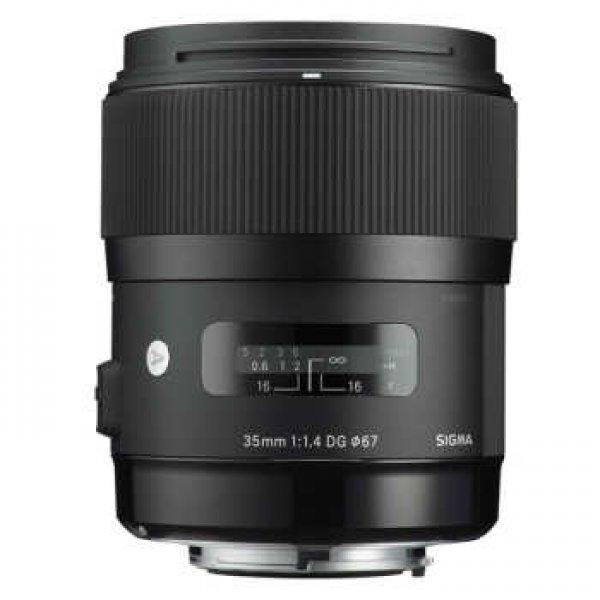 لنز سیگما 35mm f1.4 DG HSM Art