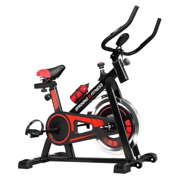 Spin Bike Exercise Bike Flywheel Fitness Home Commercial Workout Gym Holder