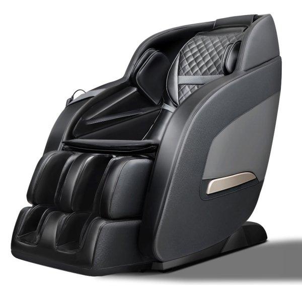 Livemor Electric Massage Chair Zero Gravity Recliner Shiatsu Heating Massager