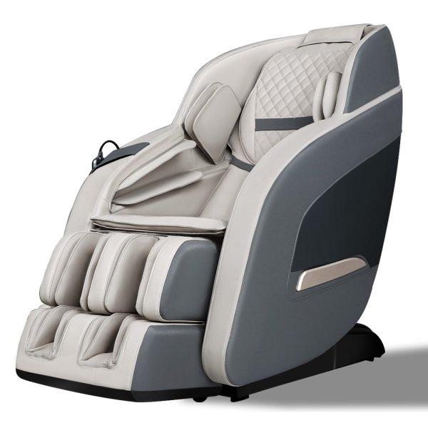 Livemor Electric Massage Chair Zero Gravity Recliner Shiatsu Kneading Massager