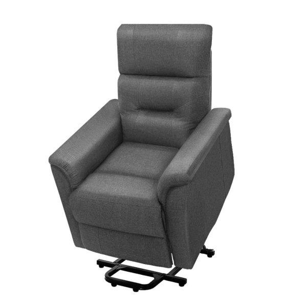 Artiss Recliner Lift Chair Adjustable Armchair Luxury Lounge Padded Sofa Single