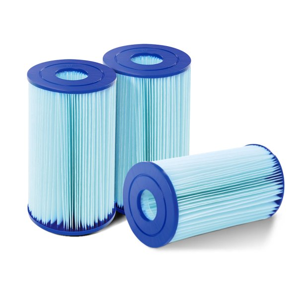 Bestway Filter Cartridge 6X For Above Ground Swimming Pool 2500GPH Filter Pump