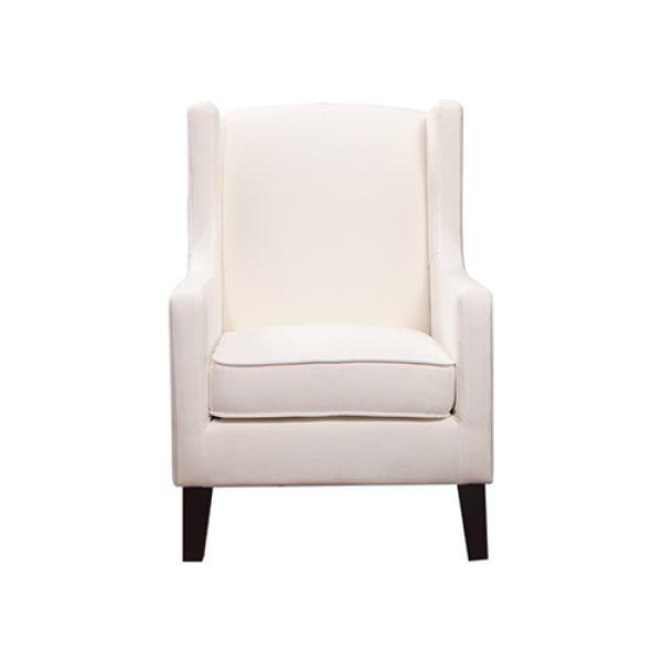 Jacob Arm Chair Beige Colour