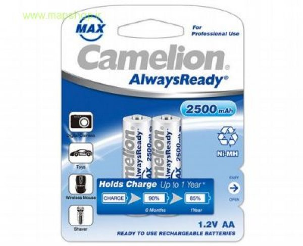 Camelion Always Ready 2500 Ni-MH