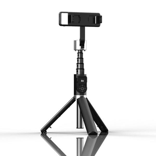TEQ P70 Bluetooth Selfie Stick and Tripod with Remote (Aluminum)