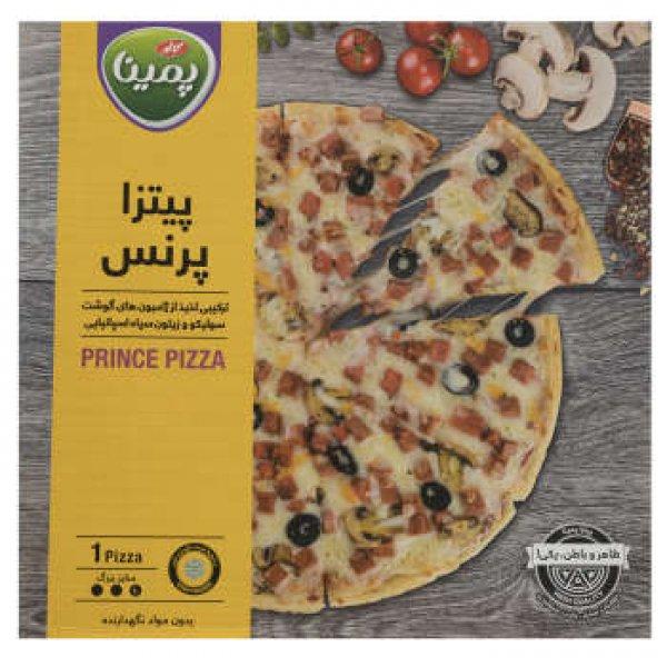 پیتزا پرنس پمینا مقدار 430 گرم