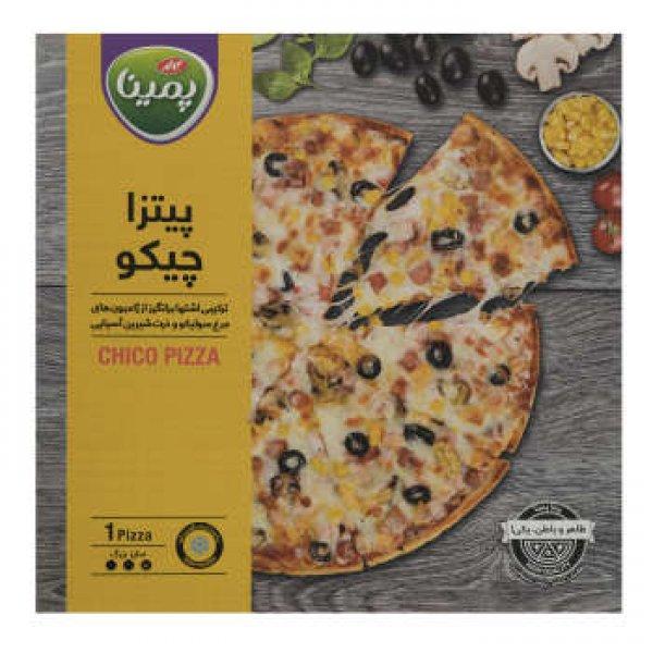 پیتزا چیکو مقدار 430 گرم