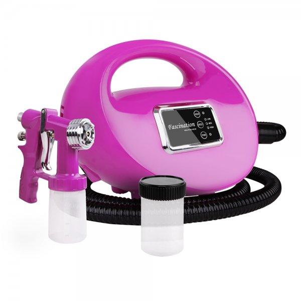 HVLP Spray Tan Machine 700W Pink