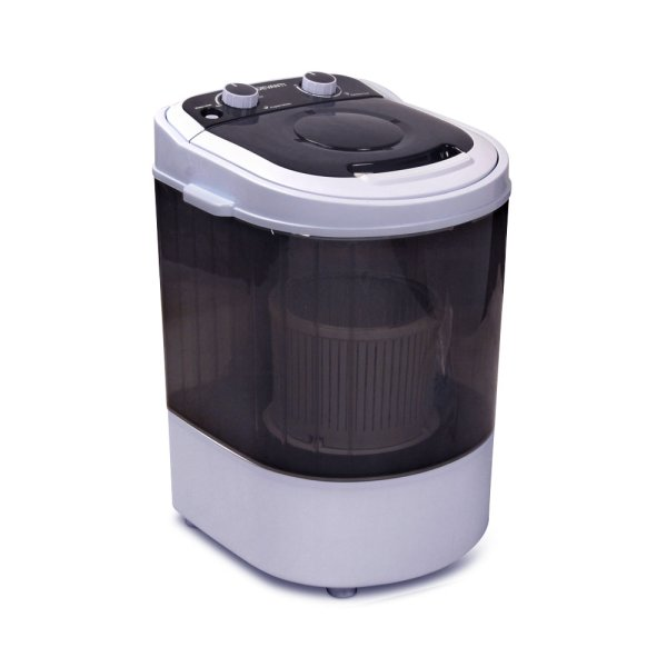 Devanti 4KG Mini Portable Washing Machine - Black