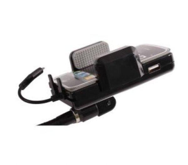 Allkit iPod/iPhone Handsfree Car Kit & FM Transmitter