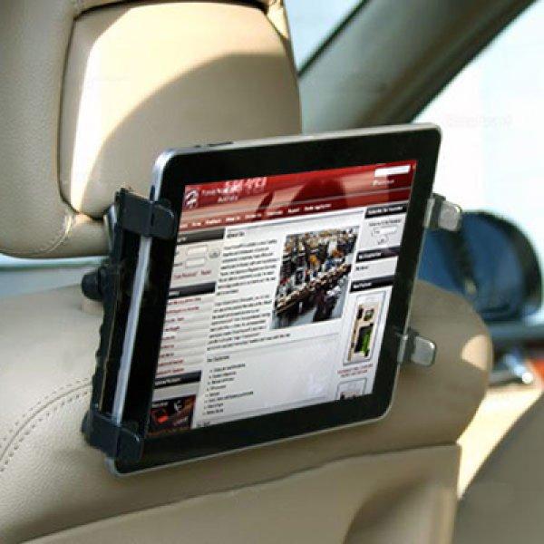Car Back Seat Bracket Mount Holder for iPad, GPS, DVD,TV