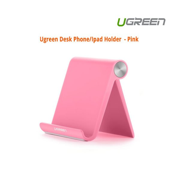 UGREEN Desk Phone/iPad Holder - Pink (20806)