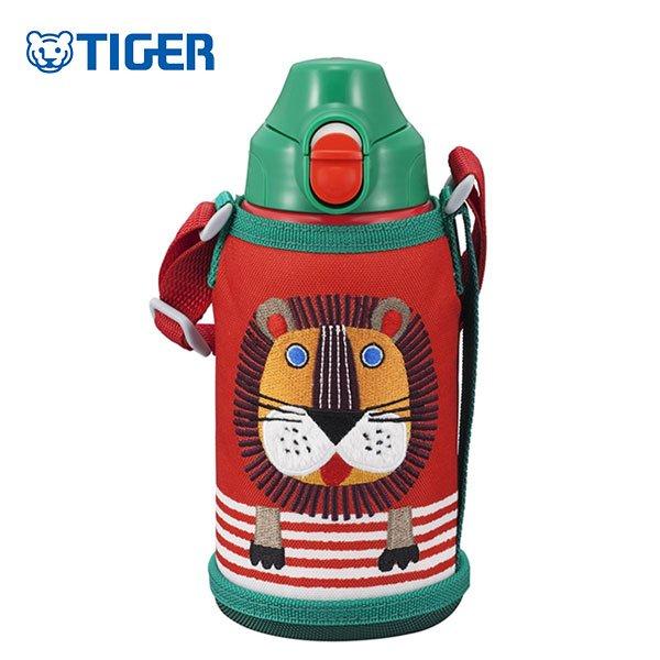TIGER stainless bottle Sahara 2WAY Lion MBR-S06GR