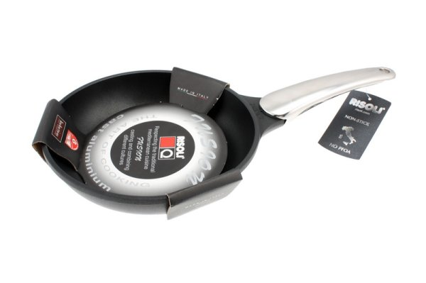 Fusion Steel Frypan Steel Handle 22 Cm