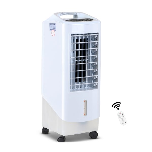 Devanti Portable Evaporative Air Cooler - White