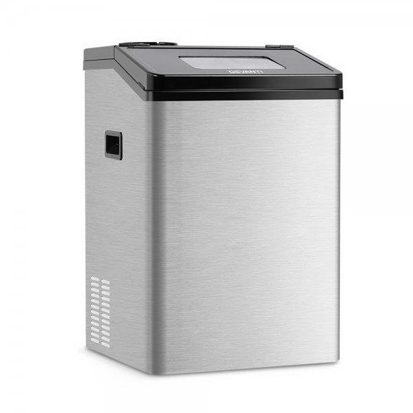 Devanti Commercial 8KG Ice Maker - Silver