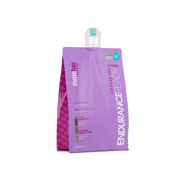 MineTan Spray 1 Liter Tan Solution 1 Hour 2 HR Tanning Sunless Liquid Endurance