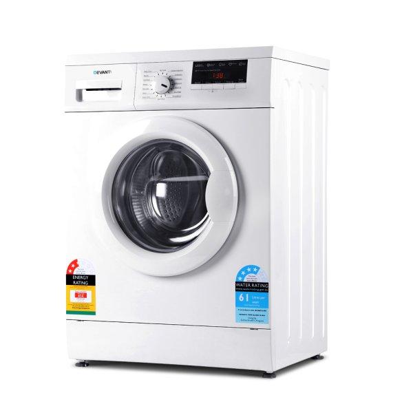 Devanti 7kg Front Load Washing Machine
