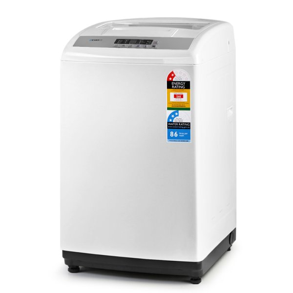 Devanti 8.5kg Top Load Washing Machine