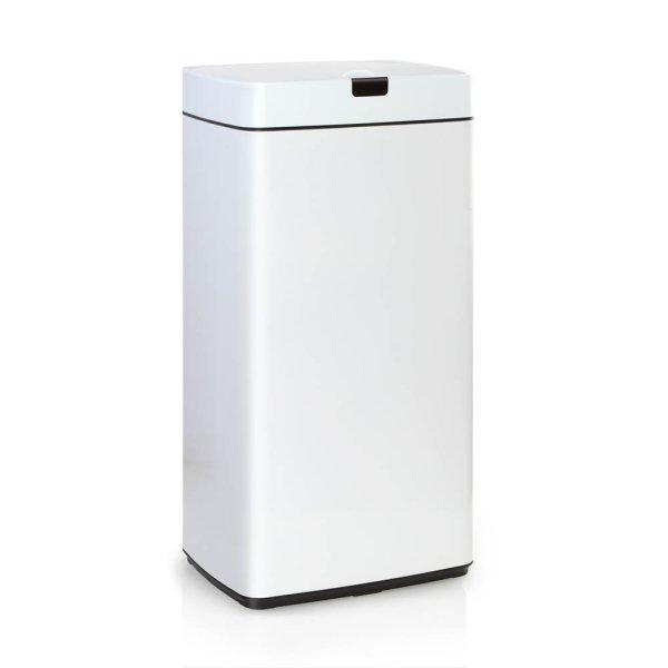Devanti 45L Sensor Bin White