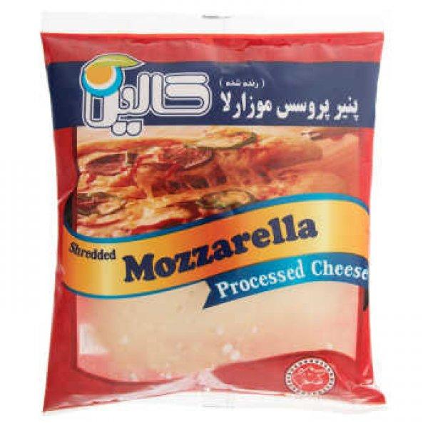 پنیر پیتزا موزارلا رده شده کالین مقدار 450 گرم