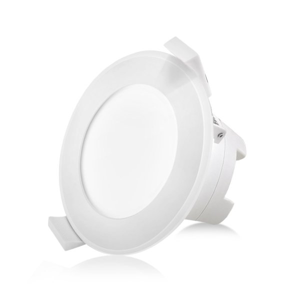 Lumey 10W 10 X LED Downlight Kit 70mm CCT Changeable Ceiling Light Globe White
