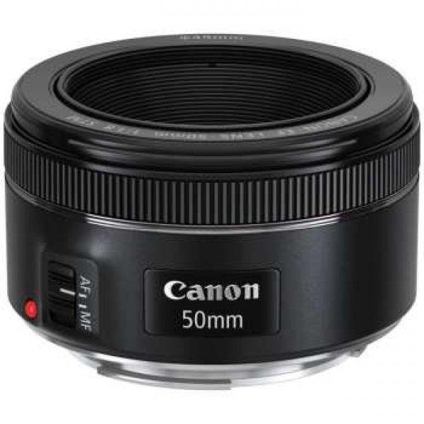 لنز کانن مدل EF 50mm f1.8 STM
