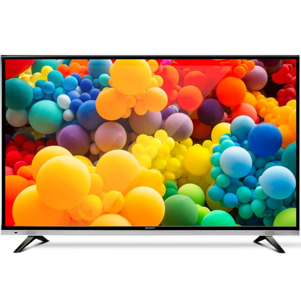 "NEW DEVANTI 32"" Inch Smart LED TV HD LCD Slim Thin Screen Netflix Black 16:9"