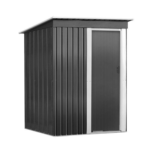 Giantz 1.64x0.89M Garden Shed Outdoor Storage Sheds Tool Workshop Shelter Metal