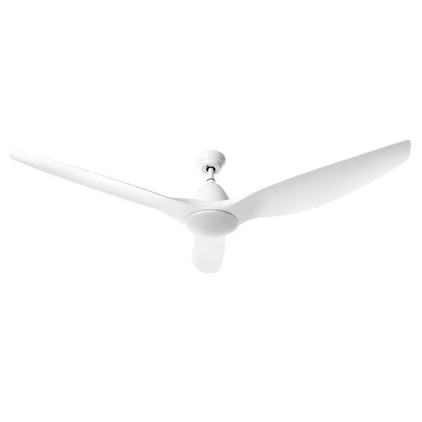 Devanti 64 DC Motor Ceiling Fan With Light LED Remote Control Fans 3 Blades