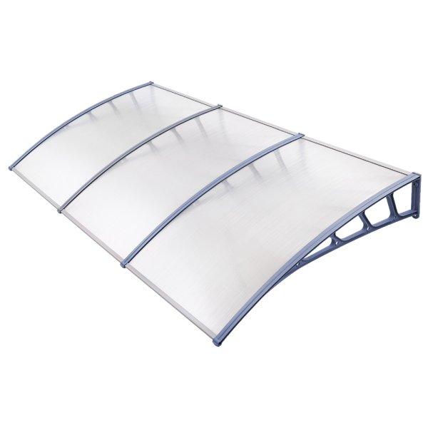 Instahut Window Door Awning Door Canopy Outdoor Patio Sun Shield 1.5mx3m DIY