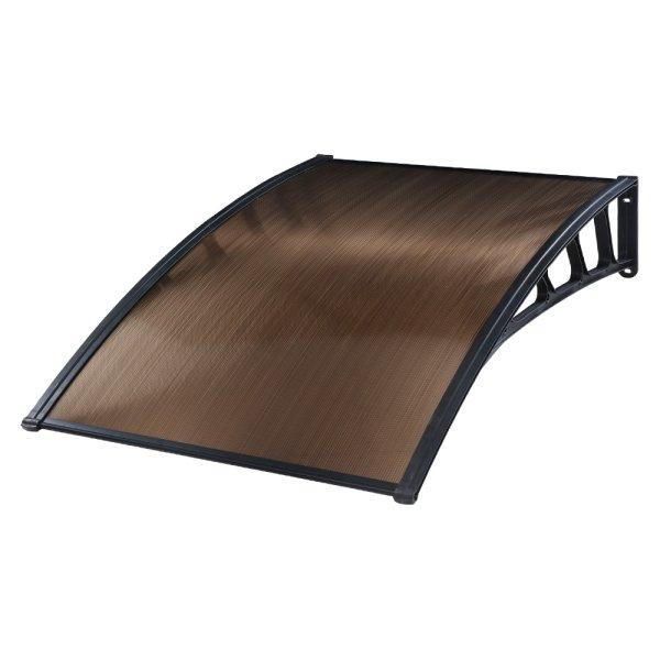 Instahut Window Door Awning Door Canopy Outdoor Patio Cover Shade 1.5mx1m DIY BR